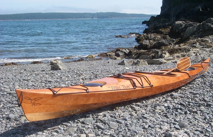 petrel kayak